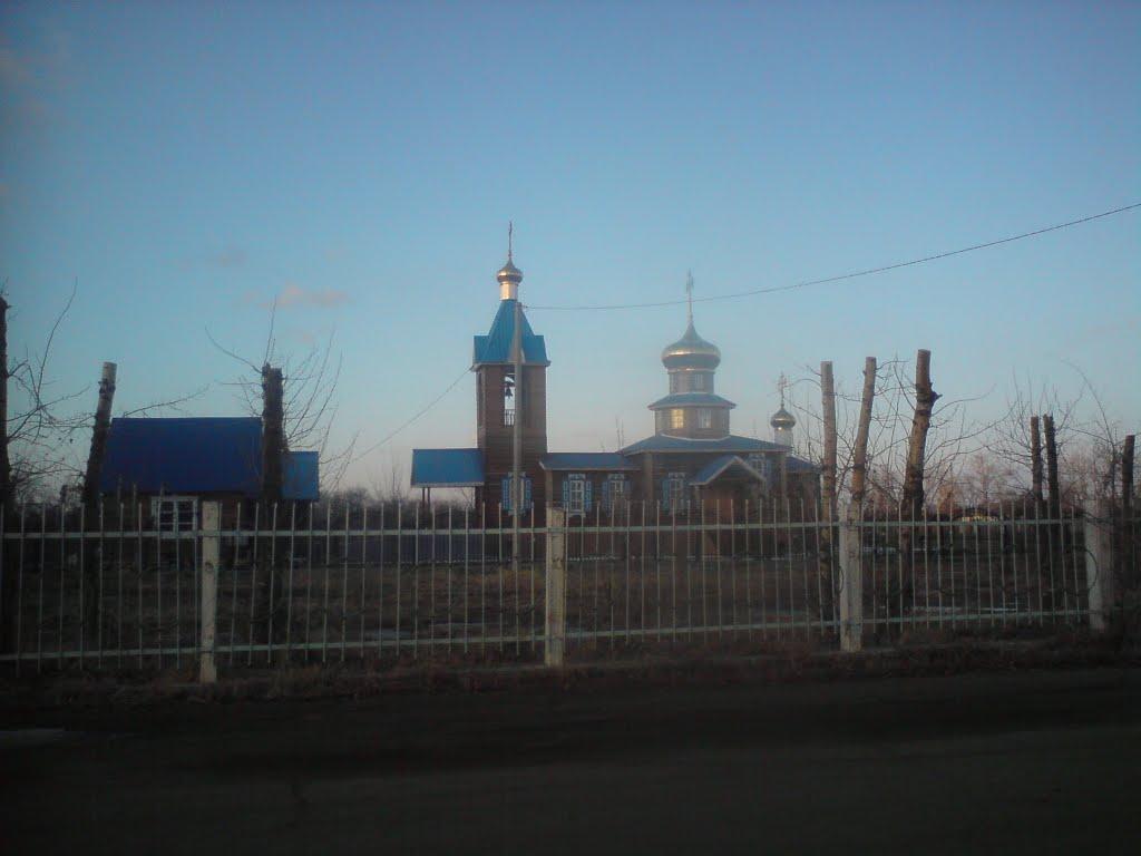 Церковь, Приаргунск
