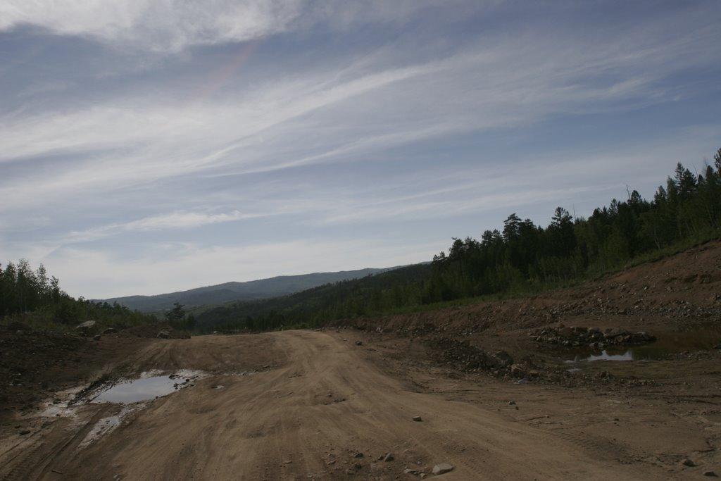 federal road M55, Тупик