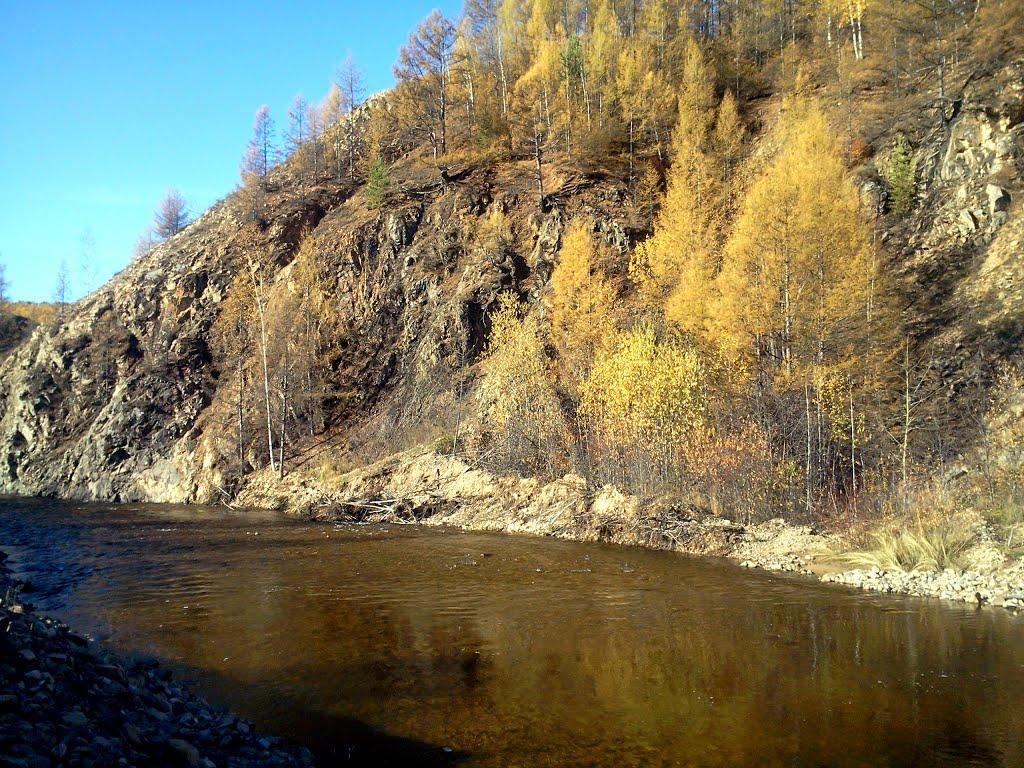 Осень  autumn, Тупик