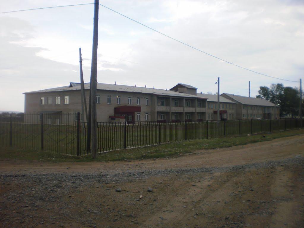 Районнная больница, Улеты