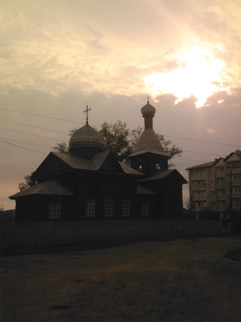 Церковь, Хилок