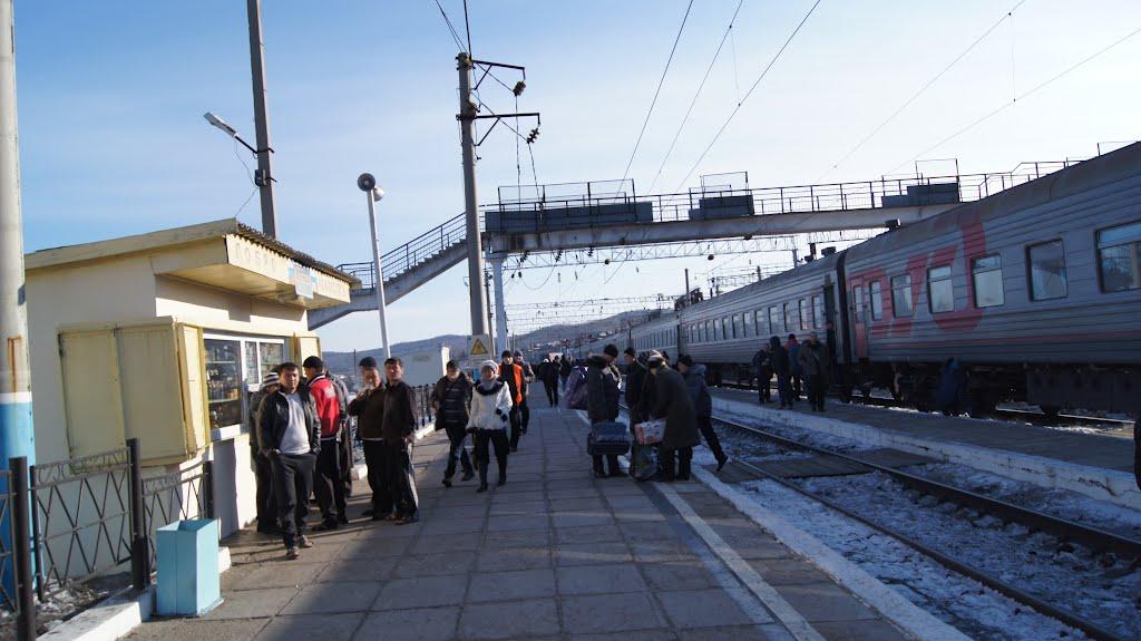 станция, Хилок
