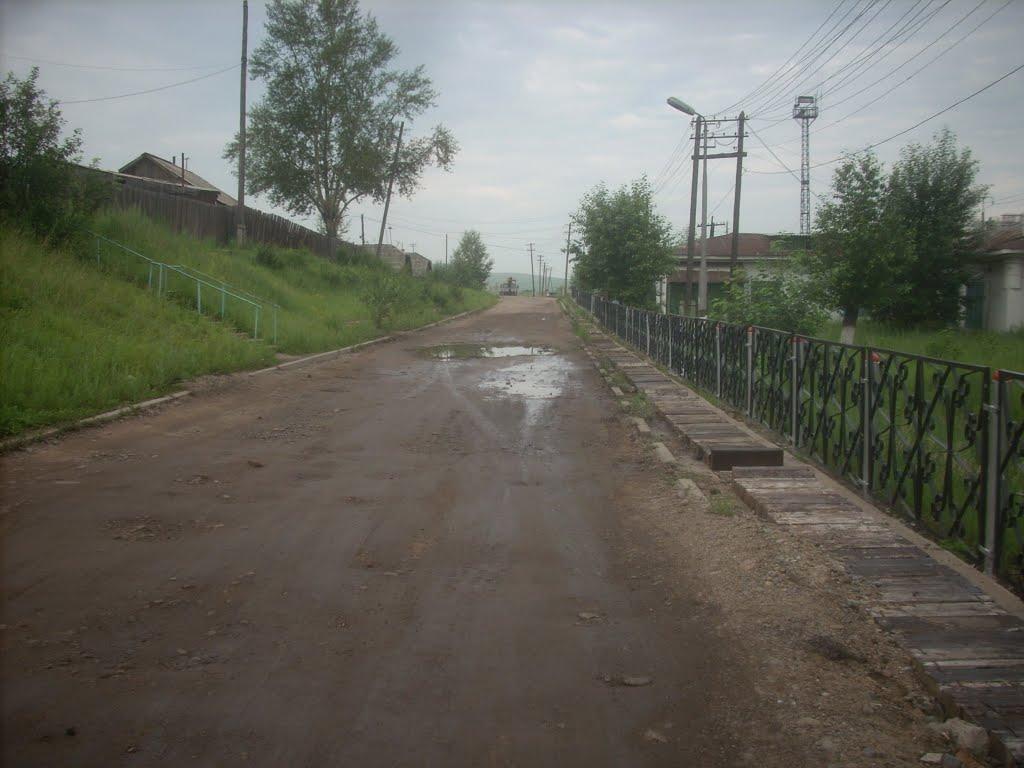 Чернышевск, Чернышевск