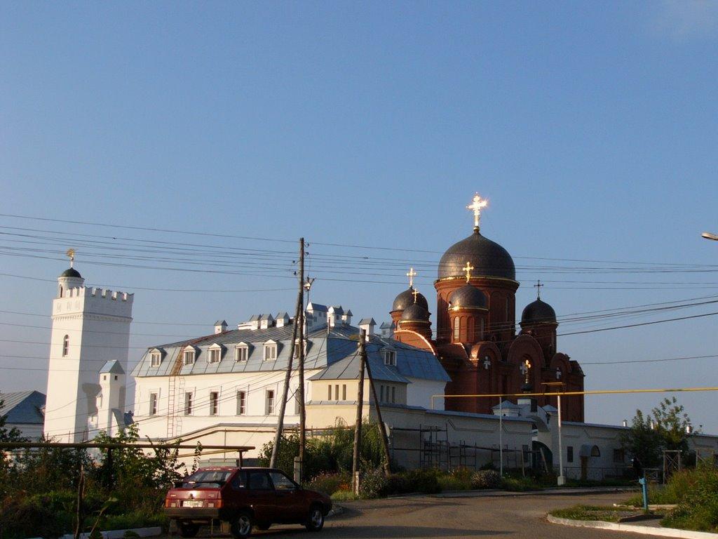 Алатырский Свято-Троицкий мужской монастырь, Алатырь