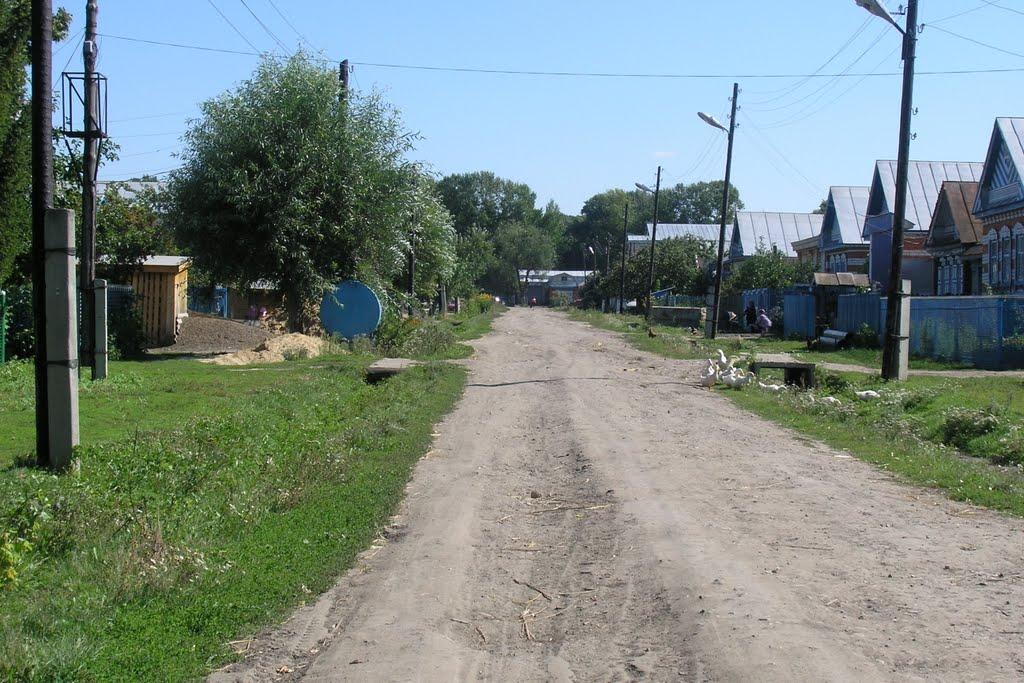 ул. М.Джалиля, Батырева