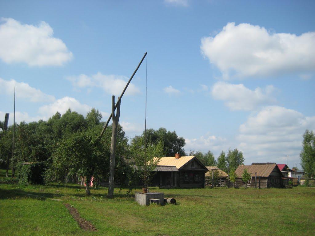 Музей деревянного зодчества, Ибреси