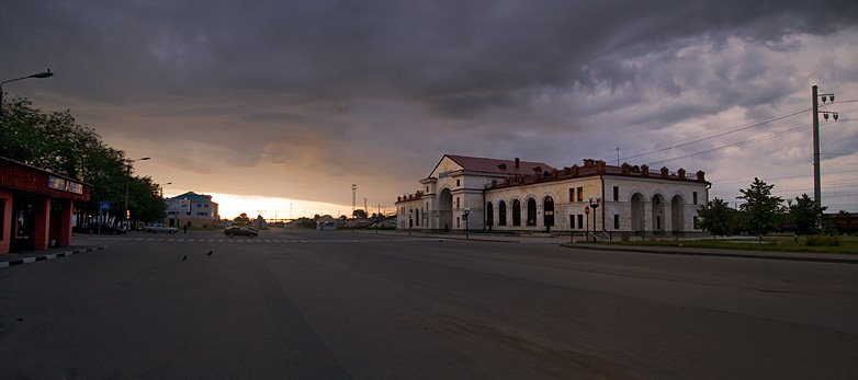 ЖД Вокзал, Канаш, Канаш
