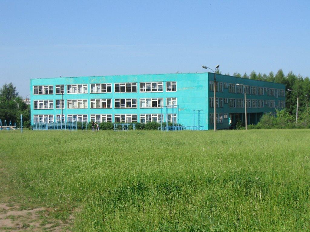 школа №7, Канаш