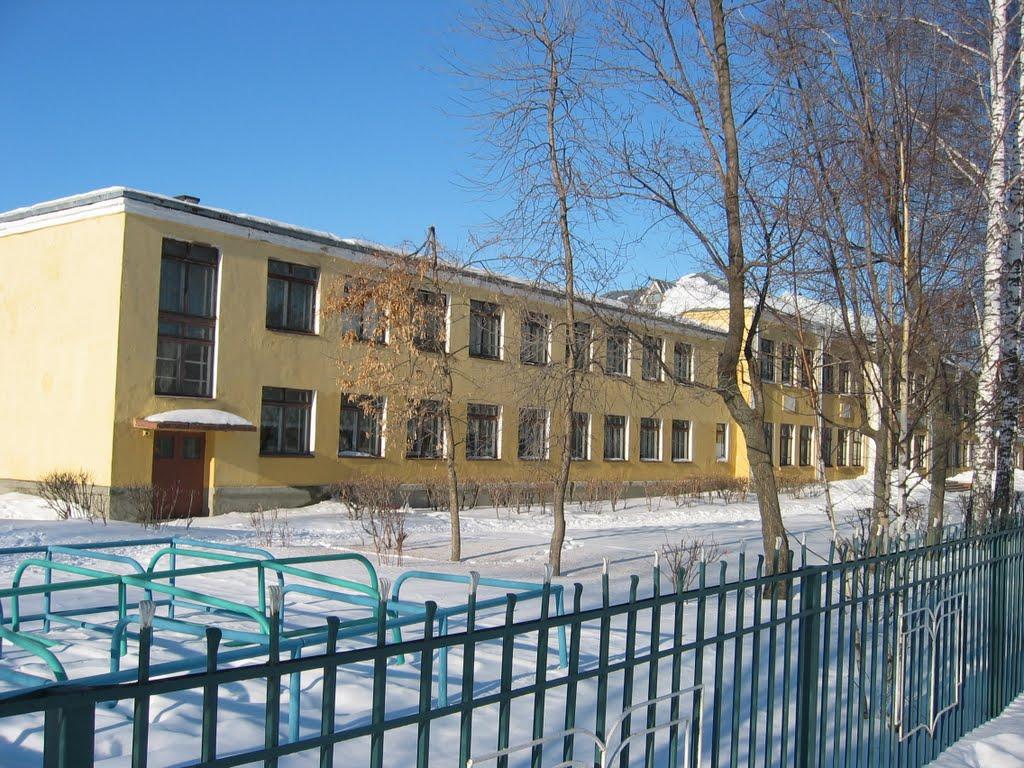 Школа №8., Канаш