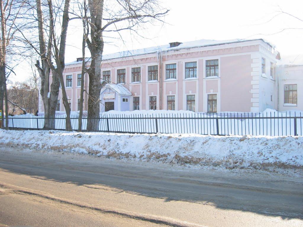 Школа №9, Канаш