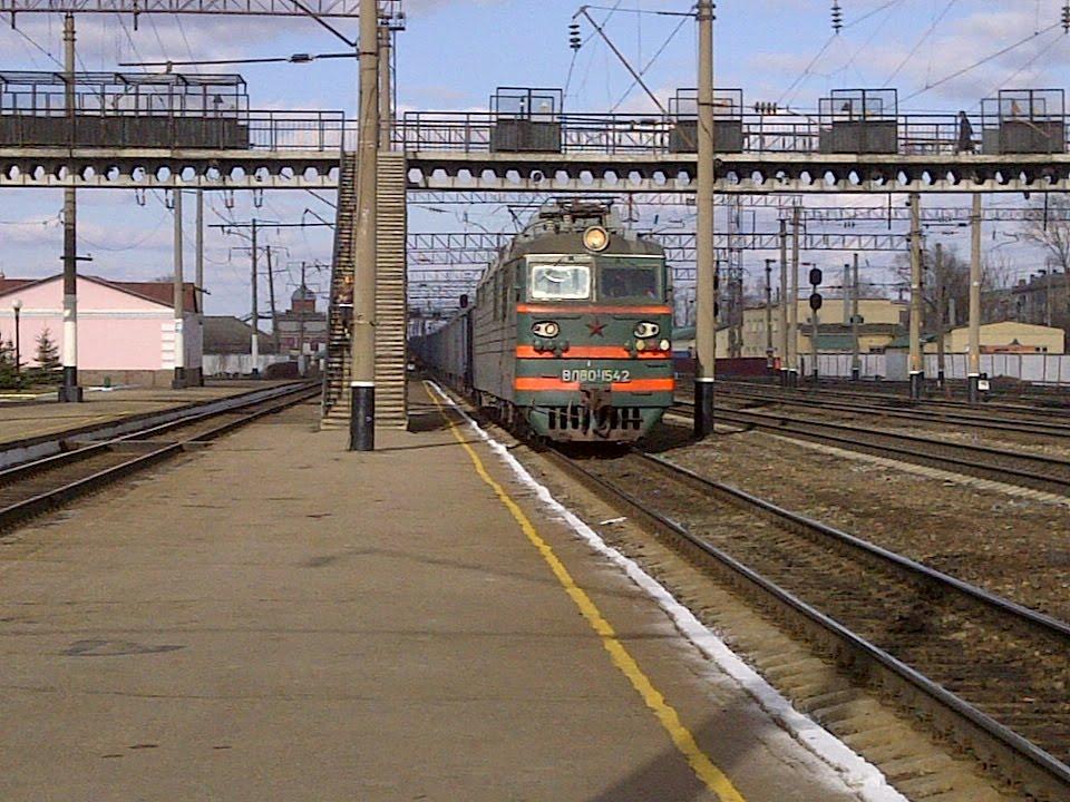 Yet another train photo! In Kanash Russia, Канаш