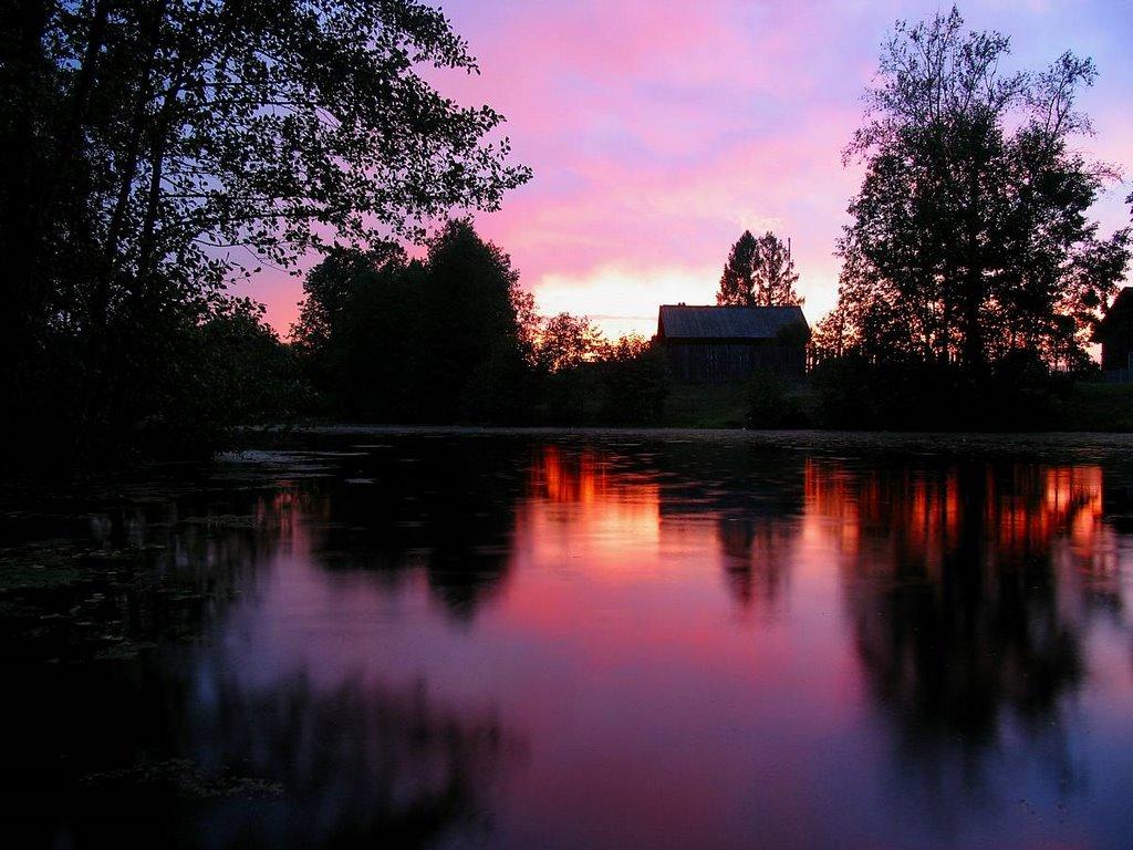 малиновый закат, Киря