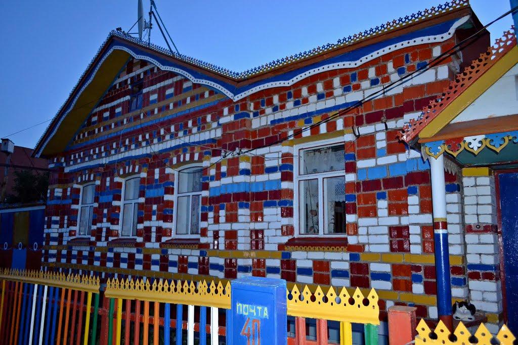Нарядный дом в Кугесях, Кугеси