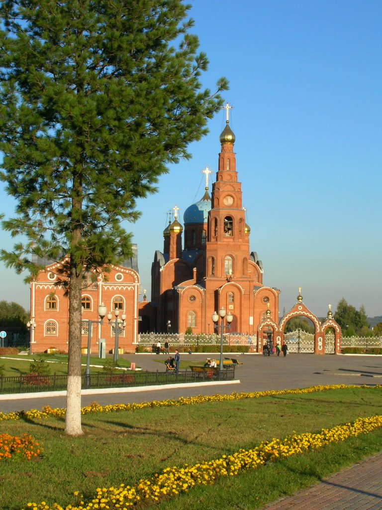 St.Vladimirs cathedral, Новочебоксарск