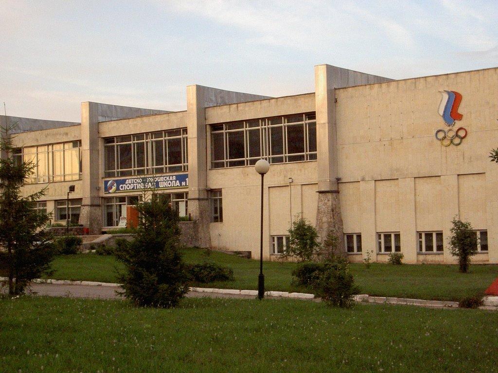 спорт-школа, Новочебоксарск