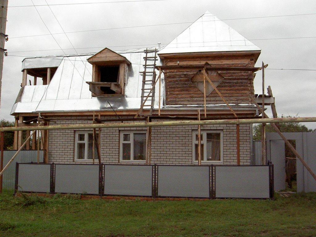 Russian Baptist Church, Новочебоксарск