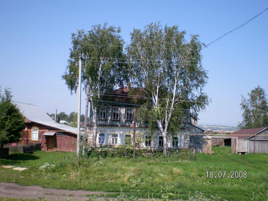 Домик, Порецкое