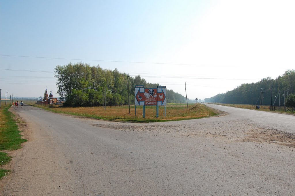 Crossroads, Урмары