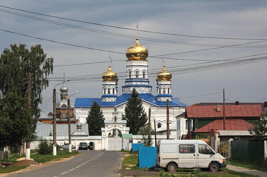 Дорога к храму, Цивильск