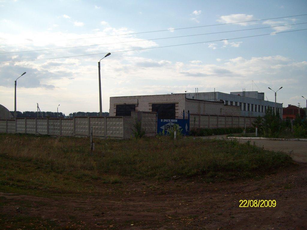 база Ростелеком, Цивильск