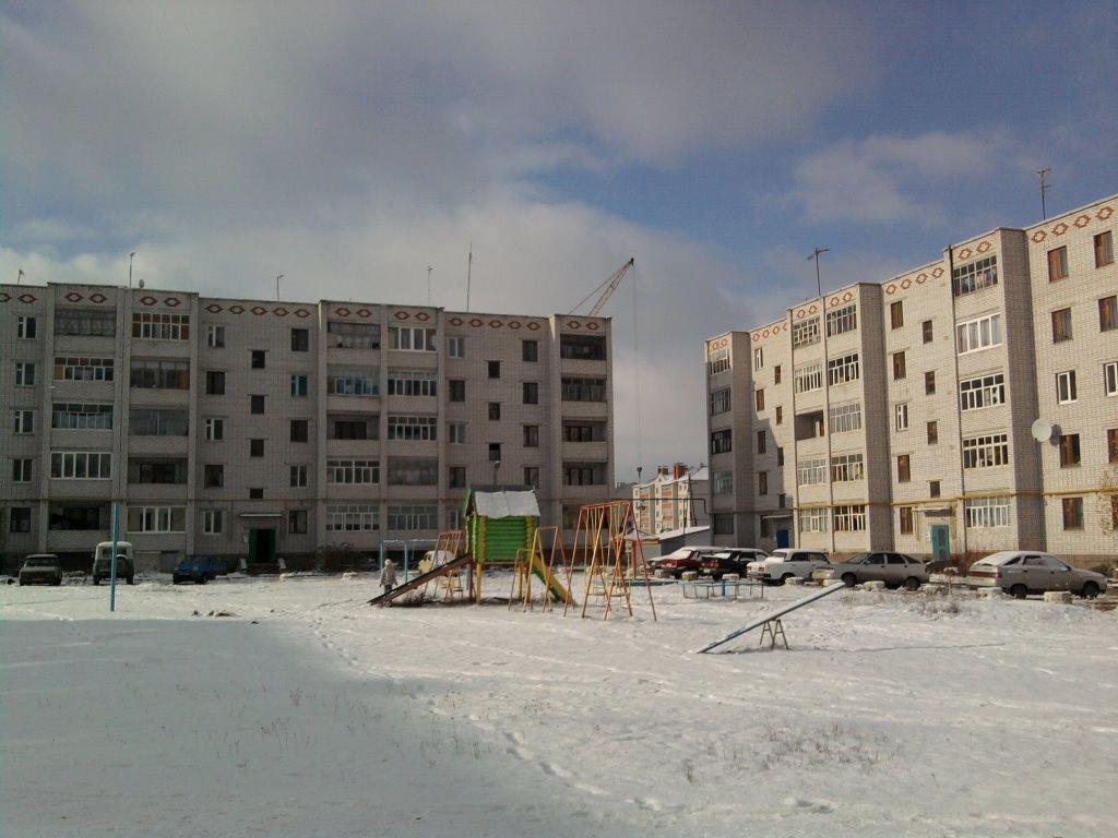 Мой двор, Цивильск