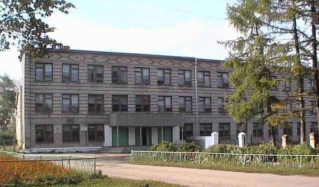 Цивильская СОШ №1, Цивильск