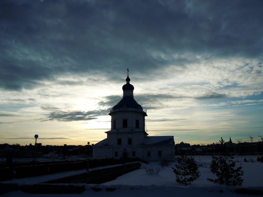Успенский собор., Чебоксары