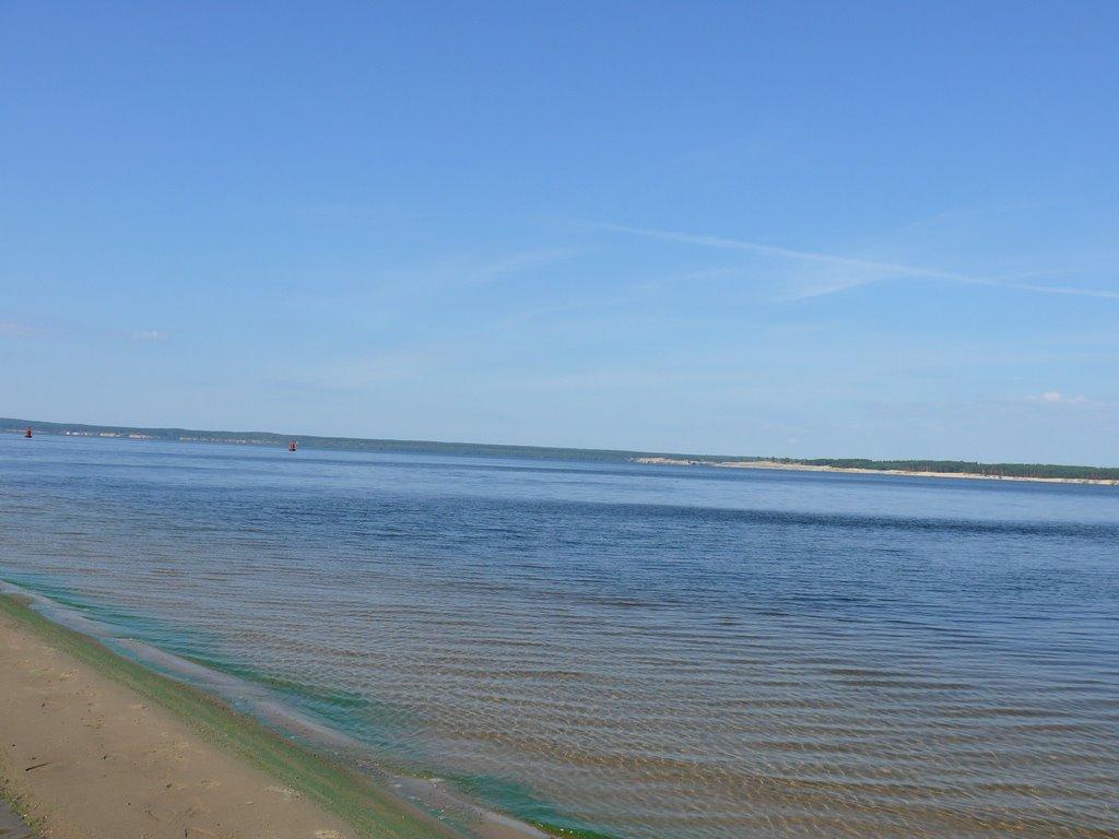 Volga, Чебоксары