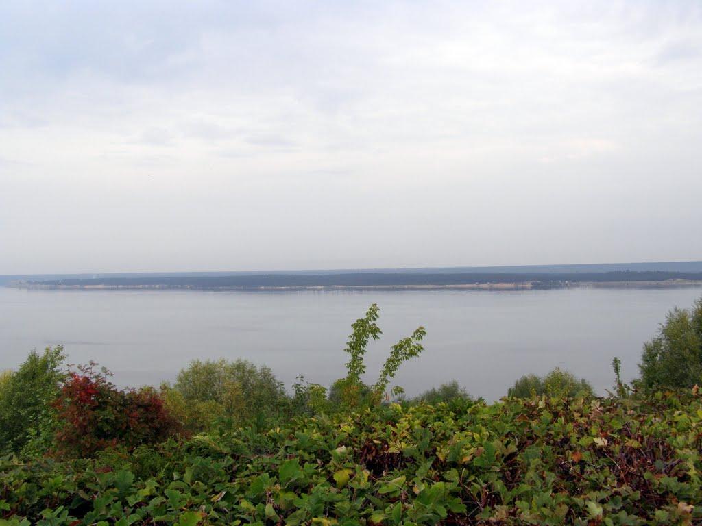 Волга в Чебоксарах, Чебоксары