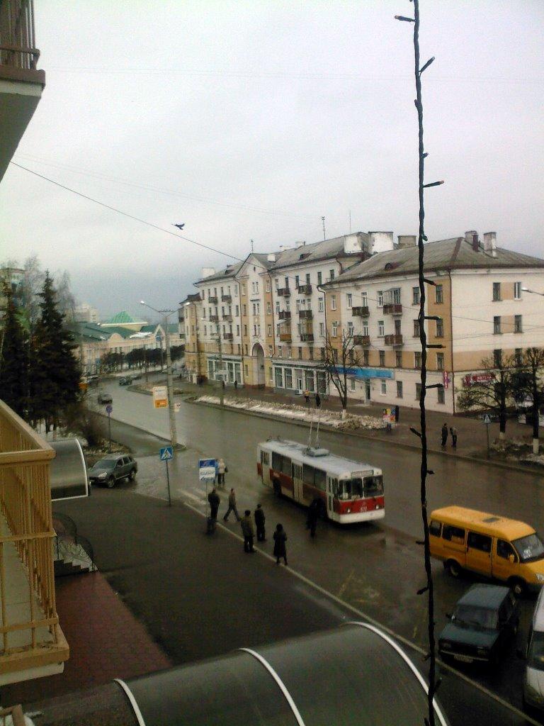 Hotel Chuvashia (window), Чебоксары