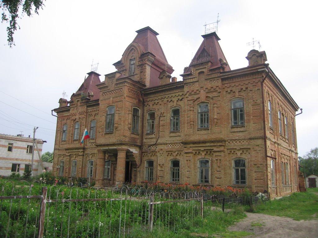 школа, Шемурша