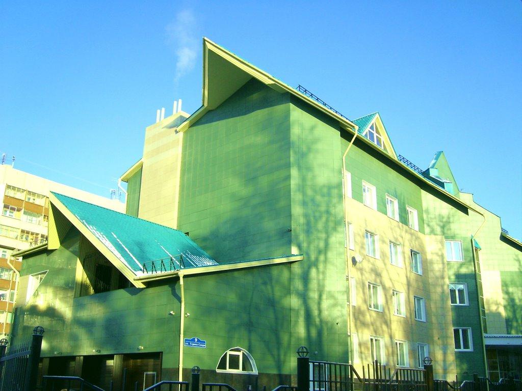 Tax inspection, Шемурша