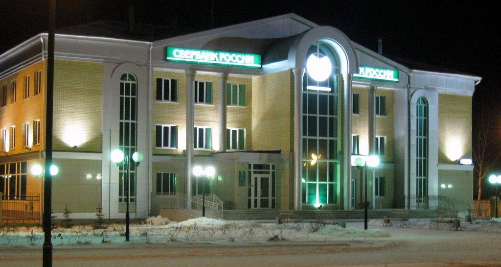 сбербанк (ночь), Шемурша