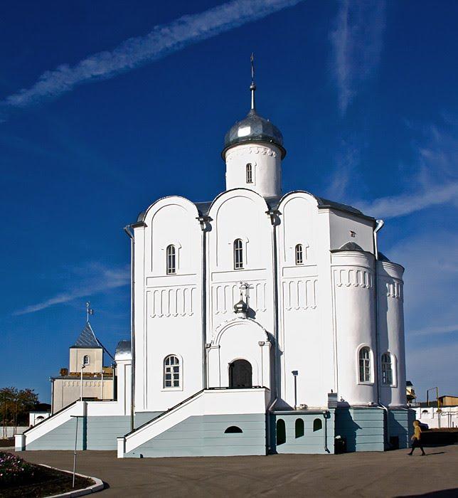 Храм в Арском, Шемурша