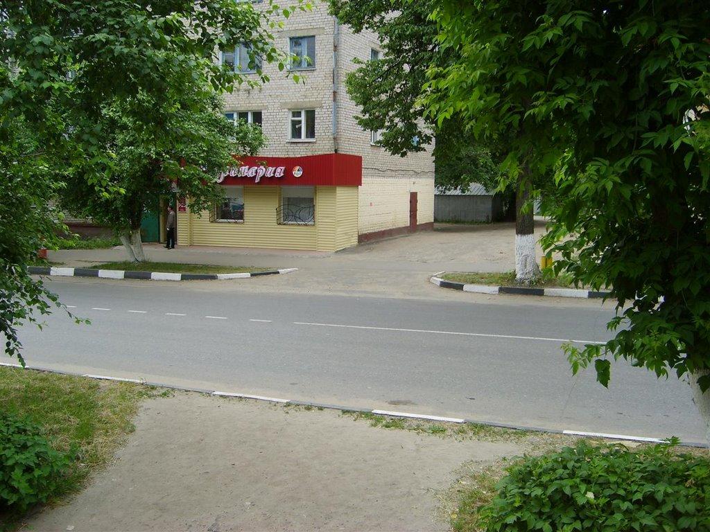 Магазин по улице Октябрьской, Шумерля