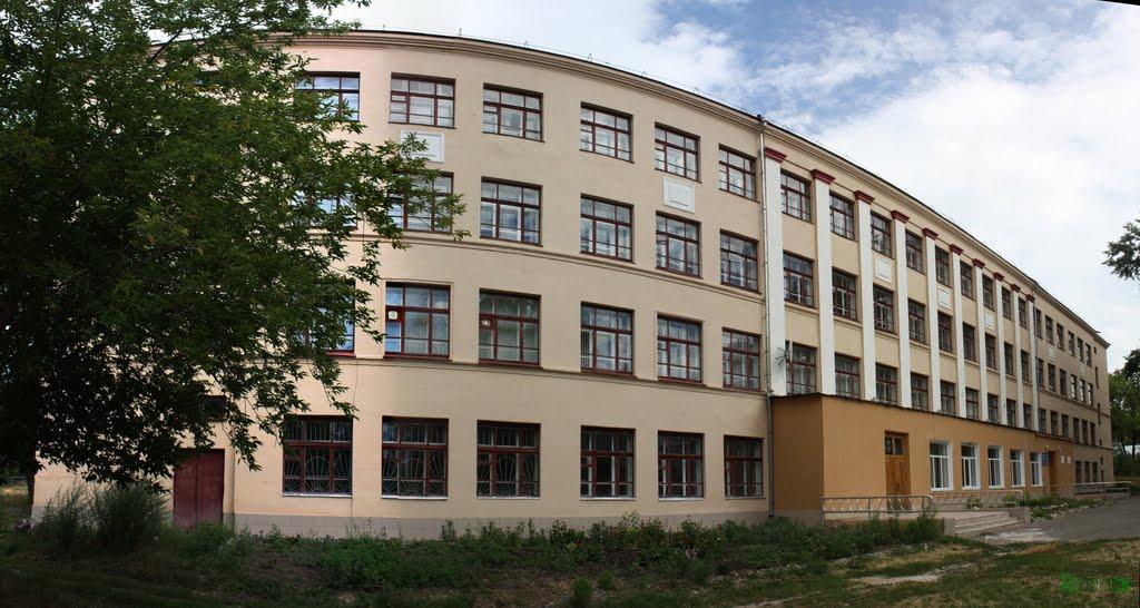 Школа №1, Шумерля