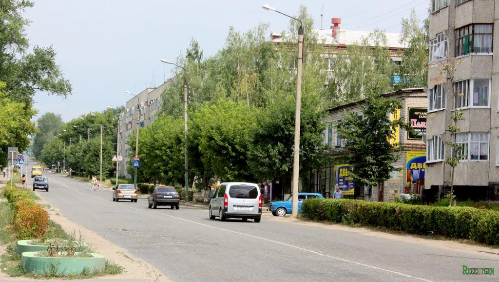 ул. Маршала Жукова, Шумерля