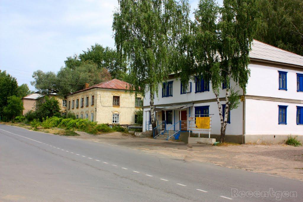 Улица Жукова, Шумерля