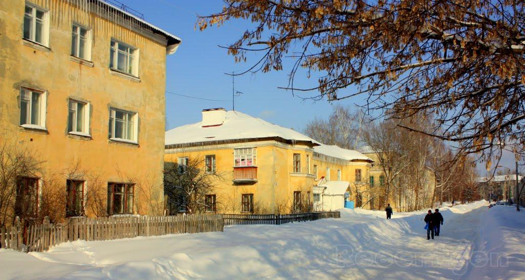 Улица Урукова, Шумерля