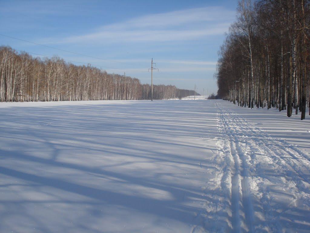 Лыжня, Шумерля