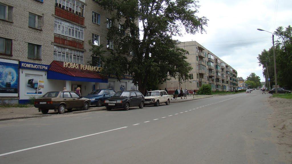 ул. Жукова, Шумерля