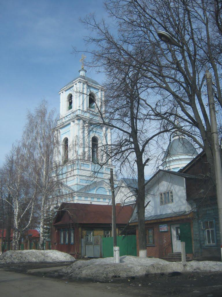 Троицкая церковь  /  Trinity Church, Ядрин
