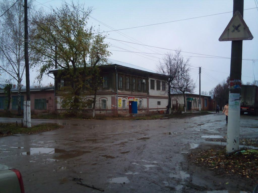 улица в г.Ядрин, Ядрин