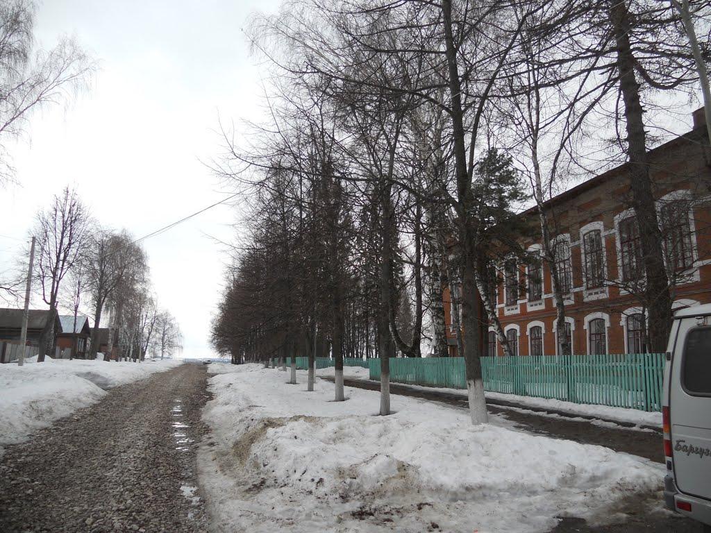 апрель 2011, Ядрин
