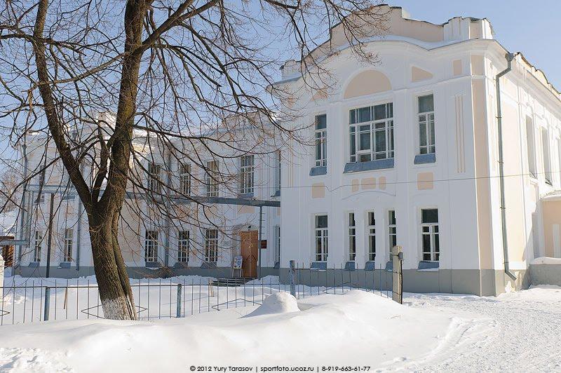 Музей - Больница, Ядрин