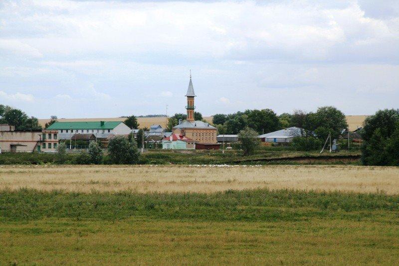 деревня Исаково, Яльчики
