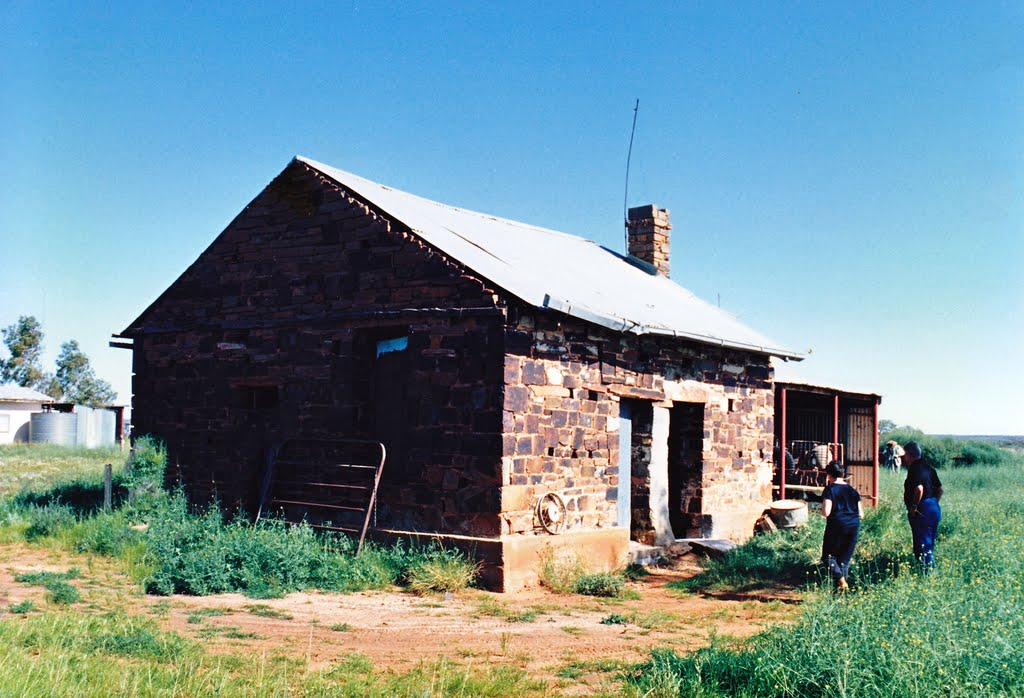 wangawole 1992 - vestiges, Бунбури