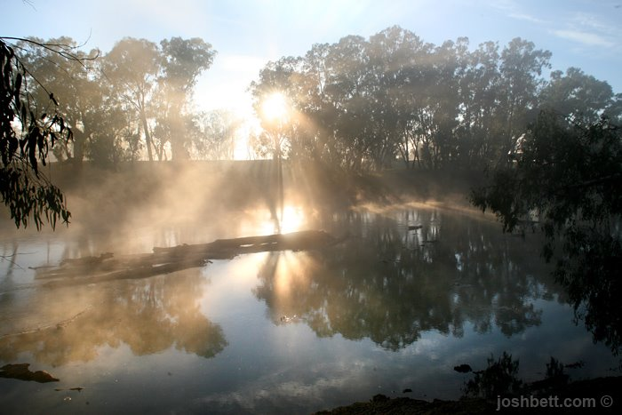 Murrumbidgee River 31-5-08, Вагга-Вагга