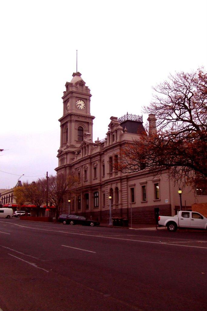 Post Office Building - Geelong, Гилонг