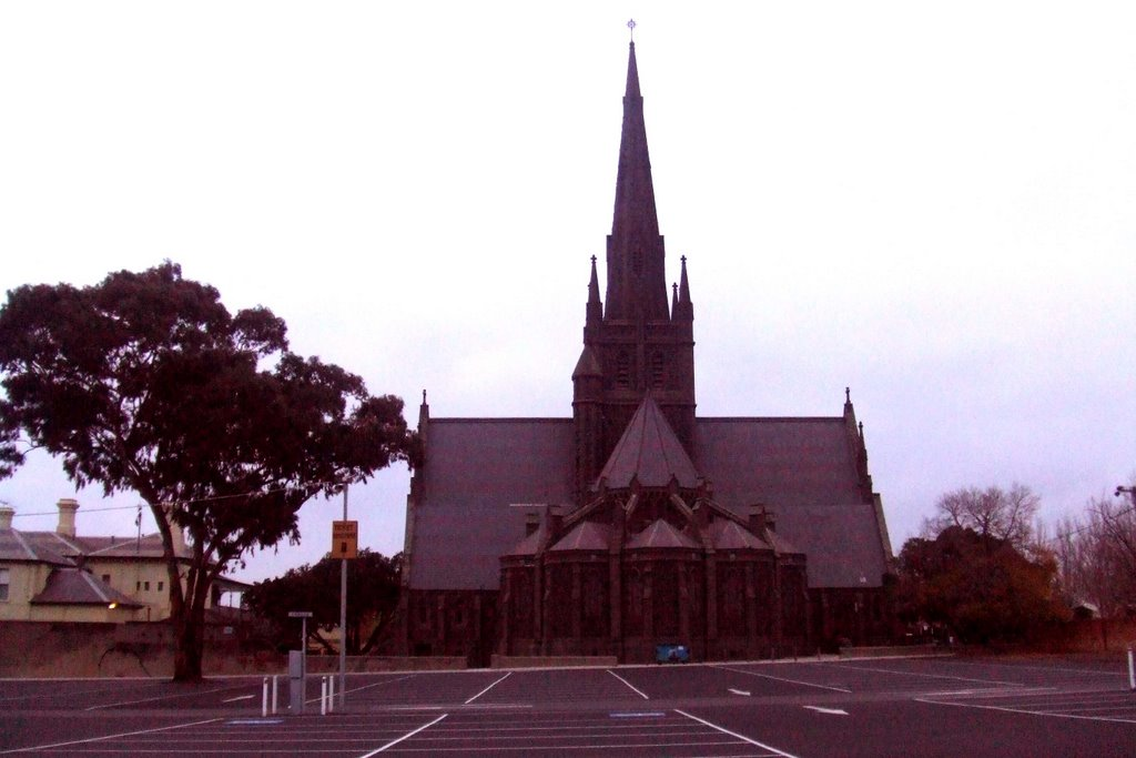 Catholic Church - Geelong, Гилонг